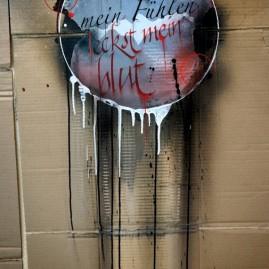 Du kennst mein Fühlen, leckst mein Blut - Ebbe & Flut - Romantik 2.0 – Kabinett der Künste VI – 2012