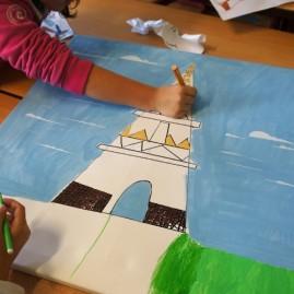 Workshop an der Sekundarschule Irxleben