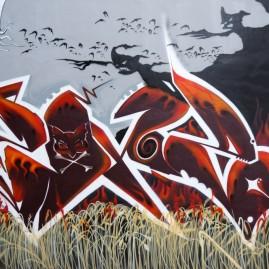 Soné – Bördegold – JVA - Magdeburg - 2012