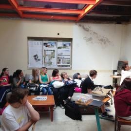 Workshop im Werk4 - Magdeburg