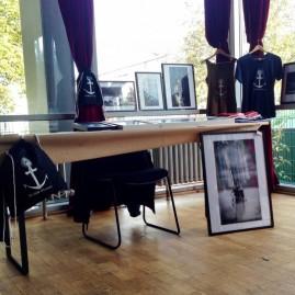 Ausstellung - knopf.knopf.saite - Projekt7 - Magdeburg - 2014
