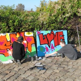 "Workshop - KJFE ""Hallenhausen"" - Magdeburg"