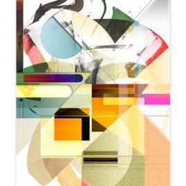 """""""Förmlichkeit X"""" - Mixed Media Art - 2020"""