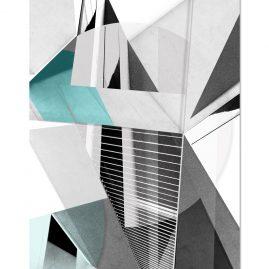 """Förmlichkeit II"" - Mixed Media Art - Prada Mailand - 2019"