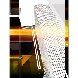 """Förmlichkeit XI"" - Mixed Media Art - Basel 2020"