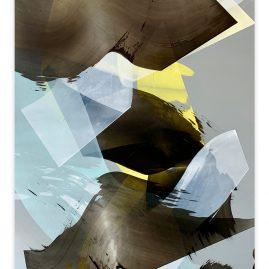 VerW.irklichkeit 2/4 - Acryl / 126x80cm