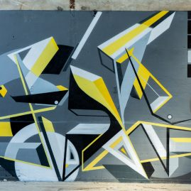Soné - Werk4 - Magdeburg - Graffiti 2019