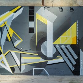 Soné & Kult - Werk4 - Magdeburg - Graffiti 2019