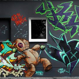 "Soné, T.Max, Kult & Netik - ""Weisses Haus""  Magdeburg - 2012"