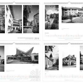 Caritas Trägergesellschaft St. Mauritius – Wandkalender / Fotografie und Gestaltung