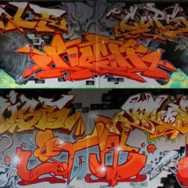 Soné, Kult, Kesh, Copsa, Wens, Nano, Noise, Star, Scalar & Shie - Magdeburg - 2012