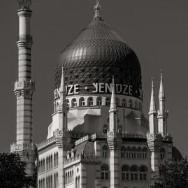Yenidze Fabrik - Dresden