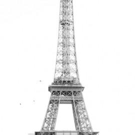 La Tour Eiffel – Paris - Frankreich
