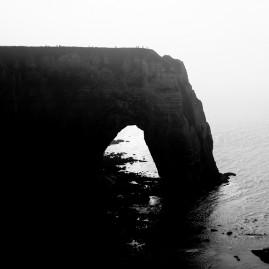 Falaises d'Aval - Étretat – Normandie - Frankreich