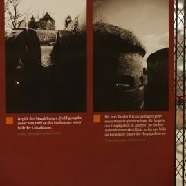 Ausstellung: Festungsstadt Magdeburg - In die Fluten