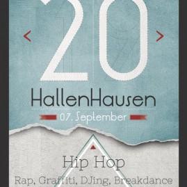 Grafikdesign – Klub Hallenhausen - Magdeburg