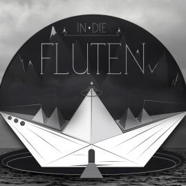 Illustration - Faltschiff – In die Fluten