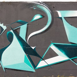 """Between Picasso and Matisse"" Poke & Soné – Werk4 Magdeburg - 2015"