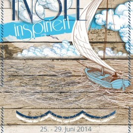Grafikdesign – Die Insel - Festival