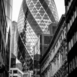 The Gherkin - City of London - UK