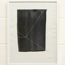 Minimal ist Poesie / Acryl - 70x50cm