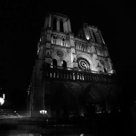 Kathedrale Notre-Dame de Paris - Frankreich