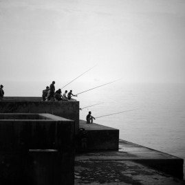 Angler in Porto - Portugal