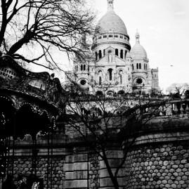 Sacré-Coeur de Montmartre - Frankreich