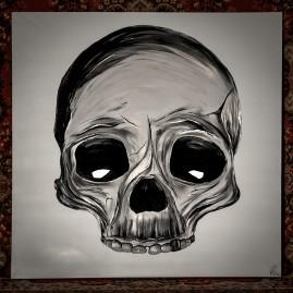 Canvas / Öl & Acryl 90 x 90 cm (Preis auf Anfrage)