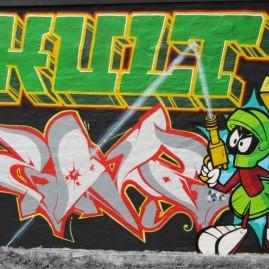 Soné, Kult & Ate.1 - Magdeburg - 2012