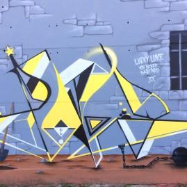 Soné - Aerosol Arena - Magdeburg - Graffiti 2017