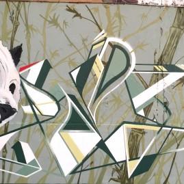 Soné - Werk4 - Magdeburg - Graffiti 2017