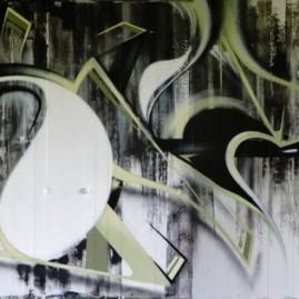 "Soné & Poke - ""Elb-Galerie"" - Magdeburg - 2014"