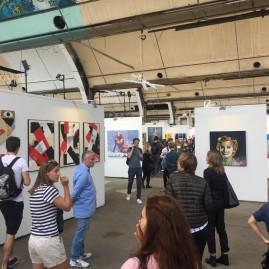 Stroke Art Fair - München 2018