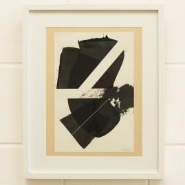 The Reduction - Minimal ist Poesie / Acryl - 50x40cm