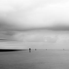 Leuchtturm & Fähre - Hafeneinfahrt - Warnemünde