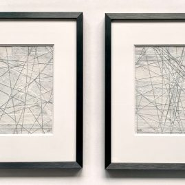 Lebenslinien - handgefertigte Bildcollagen von Wera Thomas
