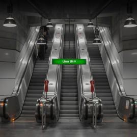 U-Bahn - Linie 4 - Wien