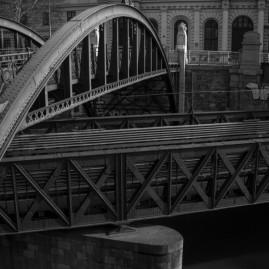 U-Bahn Brücke - Wien