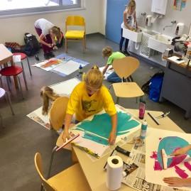 Kreativ Workshop Grundschule Erich Kästner - Haldensleben